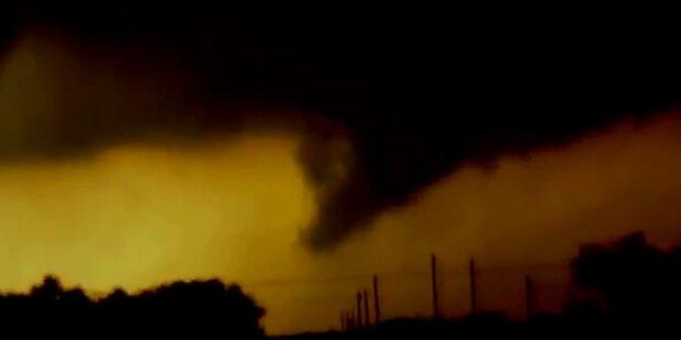 Tornados verwüsten Teile der USA