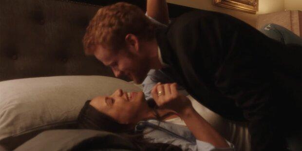 Wirbel um Teaser zu Harry-Meghan-Romanze
