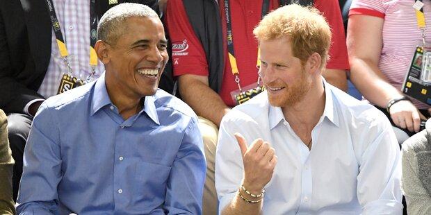 Darum soll Harry Obamas nicht einladen