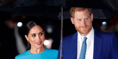 Verliert Prinz Harry jetzt sogar seine Titel?