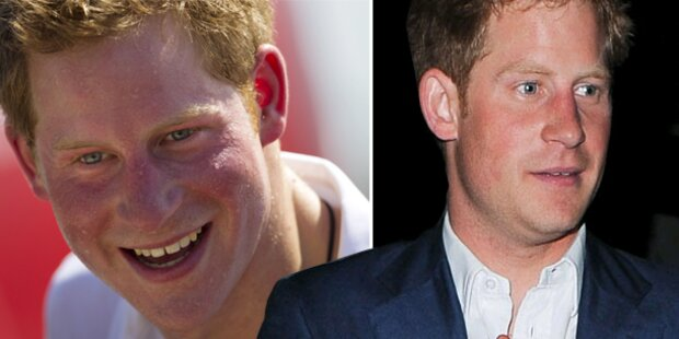 Prinz Harry: Standpauke von Papa Charles