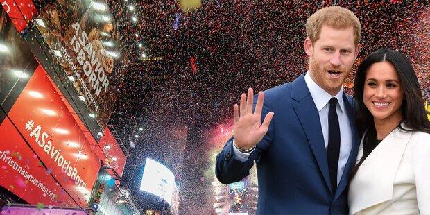 Harry: Silvester in New York