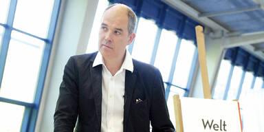 Hartmann arbeitet für Servus-TV