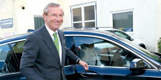 ÖVP will Grüne und Stronach