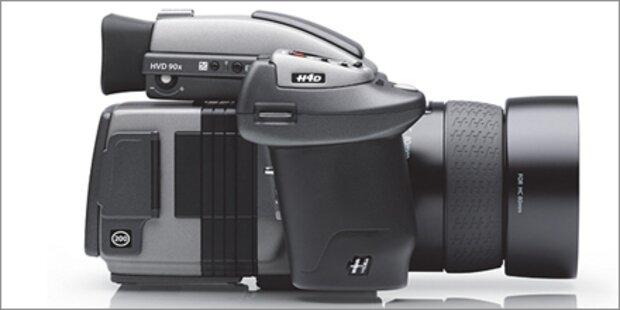 Hasselblad: 200-Megapixel-Kamera startet