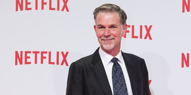 Netflix enttäuscht mit schwachen Zahlen