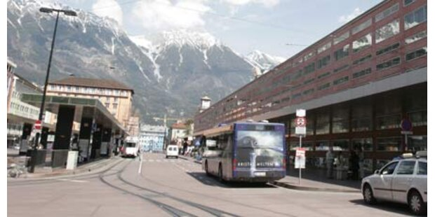 Wolkenkratzer für Innsbruck