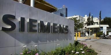 Hausdurchsuchungen bei Siemens