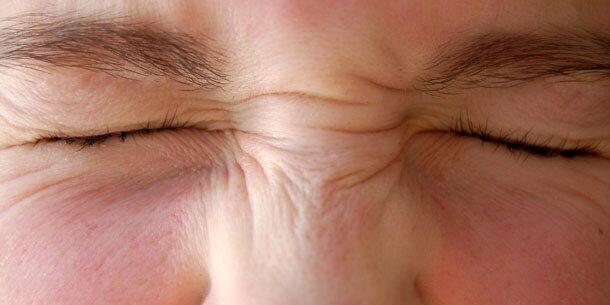 Altersampel Falten – So altert das Gesicht
