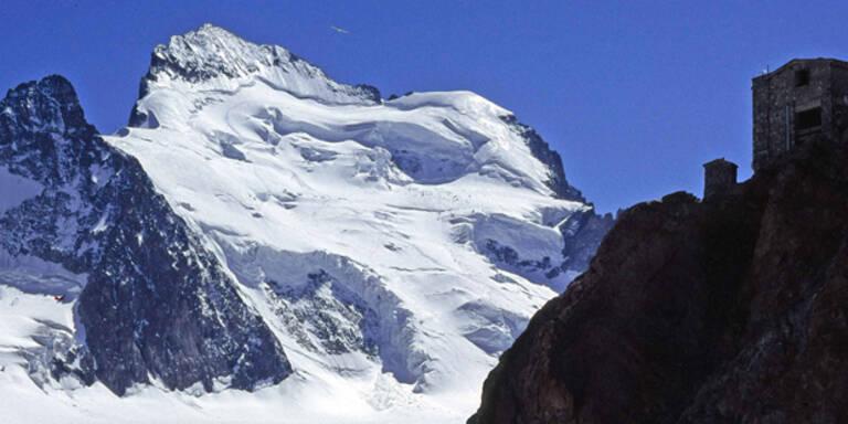Lawine tötet sieben Alpen-Kletterer
