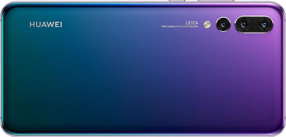 Huawei - ADV - #1 - P20 Pro Twilight