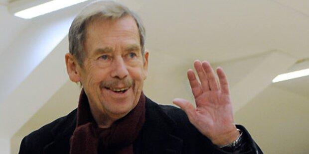 Vaclav Havel erhält Kafka-Preis