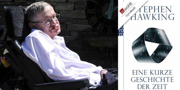 Hawkings Seelen-Stripp in Buchform
