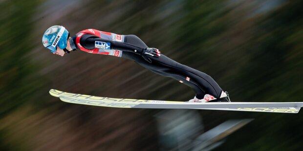 Garmisch: Hayböck bei Prevc-Sieg Fünfter