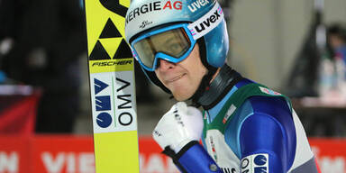 Skispringen in Garmisch-Partenkirchen