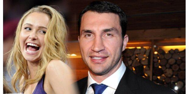 Wladimir Klitschko liebt blonden US-Star