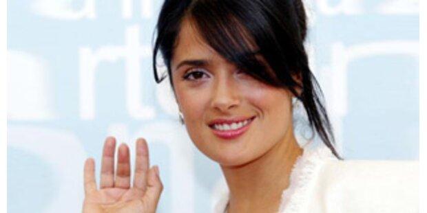 Salma Hayek ist wieder Single