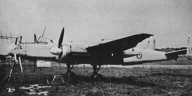 Seltenes Nazi-Flugzeug aus Meer aufgetaucht