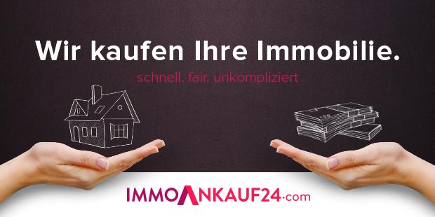 Wir kaufen Ihre Immobilie: schnell, fair, unkompliziert