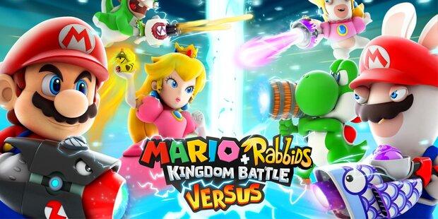 Mario+Rabbids erhält gratis PvP-Modus
