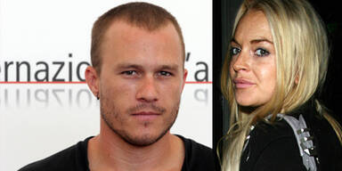 Heath Ledger, Lindsay Lohan