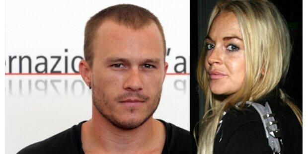 Lindsay hatte Affäre mit Heath Ledger