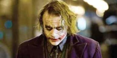 Heath Ledger in Batman