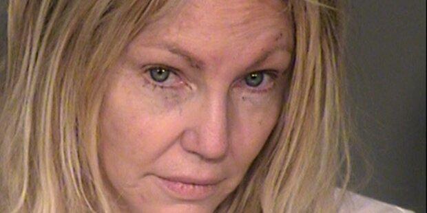 Waffenverbot für Heather Locklear