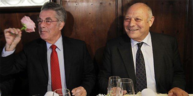 Bundespräsident Fischer in Südtirol