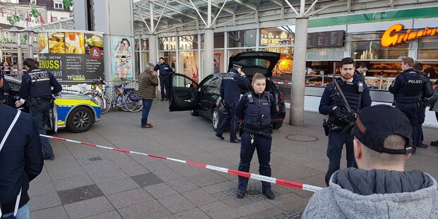 Heidelberg-Amok: Polizei hat Botschaft für Hass-Poster