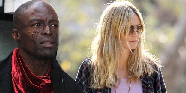 Lassen sich Heidi Klum und Seal scheiden?