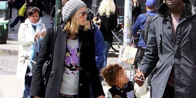 Ist Heidi Klum wieder schwanger?