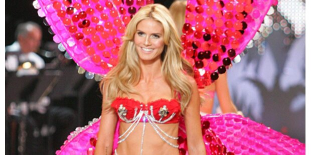 Heidi Klum: Noch kein Model-Comeback