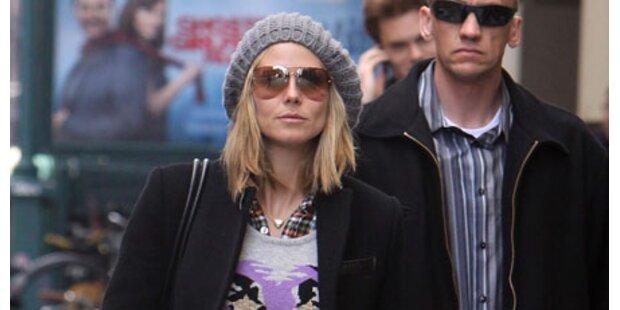 Heidi in New York: Papa geht's besser