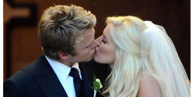 Heidi und Spencer haben geheiratet