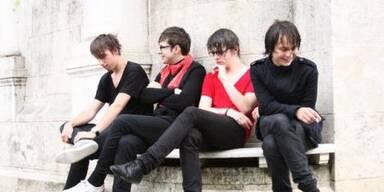 Heimische Band rockt in Innsbruck