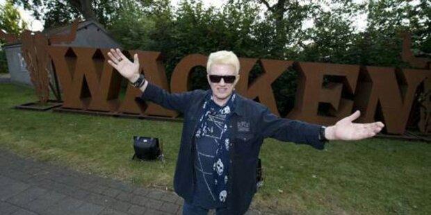 Heino rockte mit Rammstein Wacken