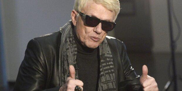 Heino covert weiter Rock-Songs