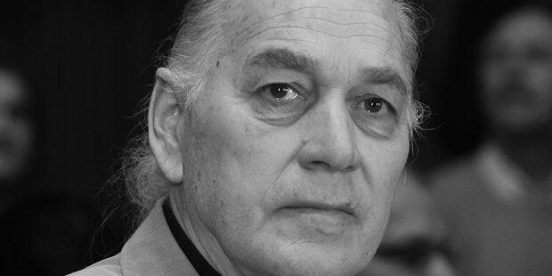 Ex-Sturm-Manager Heinz Schilcher ist tot