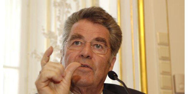 ÖVP startet Frontalattacke auf Fischer