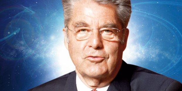 Politiker des Jahres 2010: Heinz Fischer