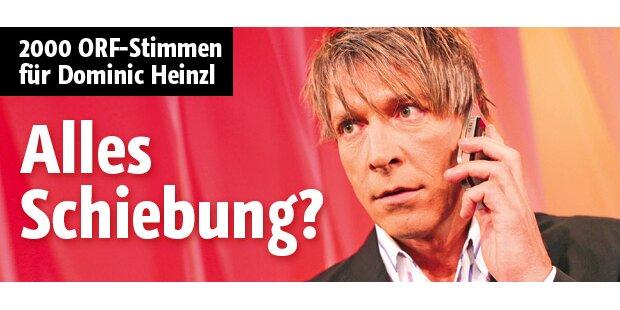 Insider: 2.000 ORF-Stimmen für Heinzl