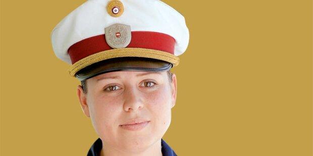 Ein Land feiert diese Heldin