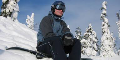 Ohne Skihelm Kopfverletzungsrisiko doppelt so hoch