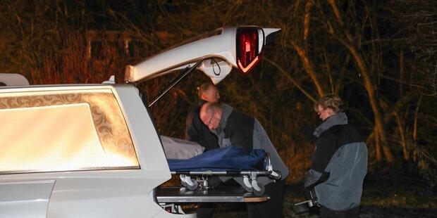Horror-Tat im Flachgau: Sohn erschießt Mutter und begeht Selbstmord