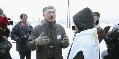 Auschwitz-Überlebender stirbt an Corona