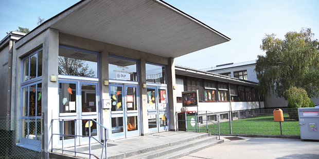 Henry-Dunant-Schule in Floridsdorf