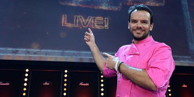 Steffen Henssler verletzt - Show-Start verschoben