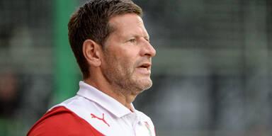 Heraf wird neuer Co-Trainer in Ried