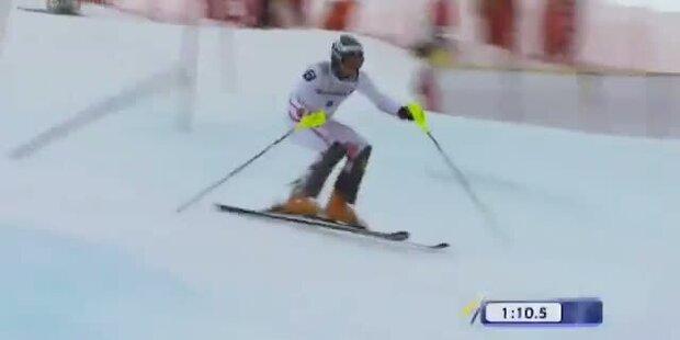 Slalom Adelboden, 2. DG, Reinfried Herbst